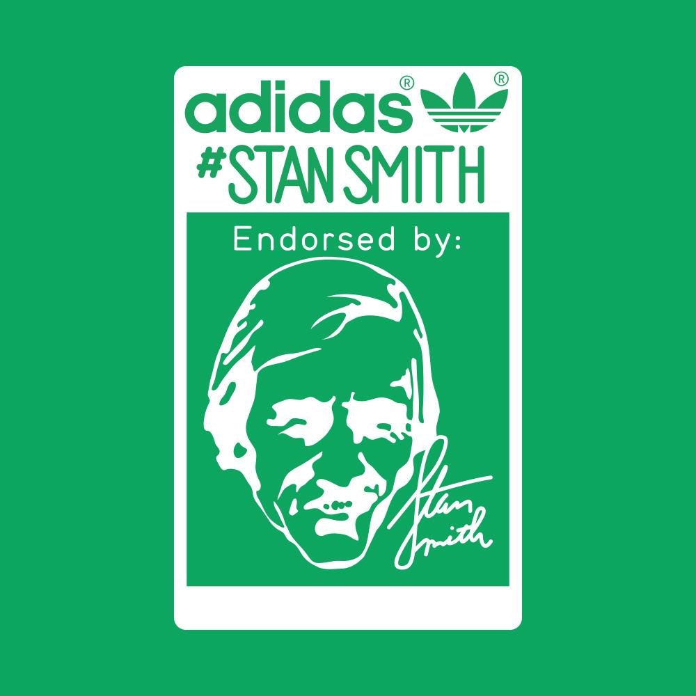 STANSMITHの画像